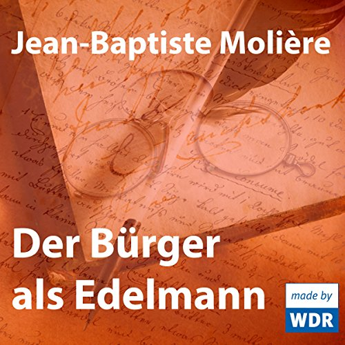 Der Bürger als Edelmann audiobook cover art