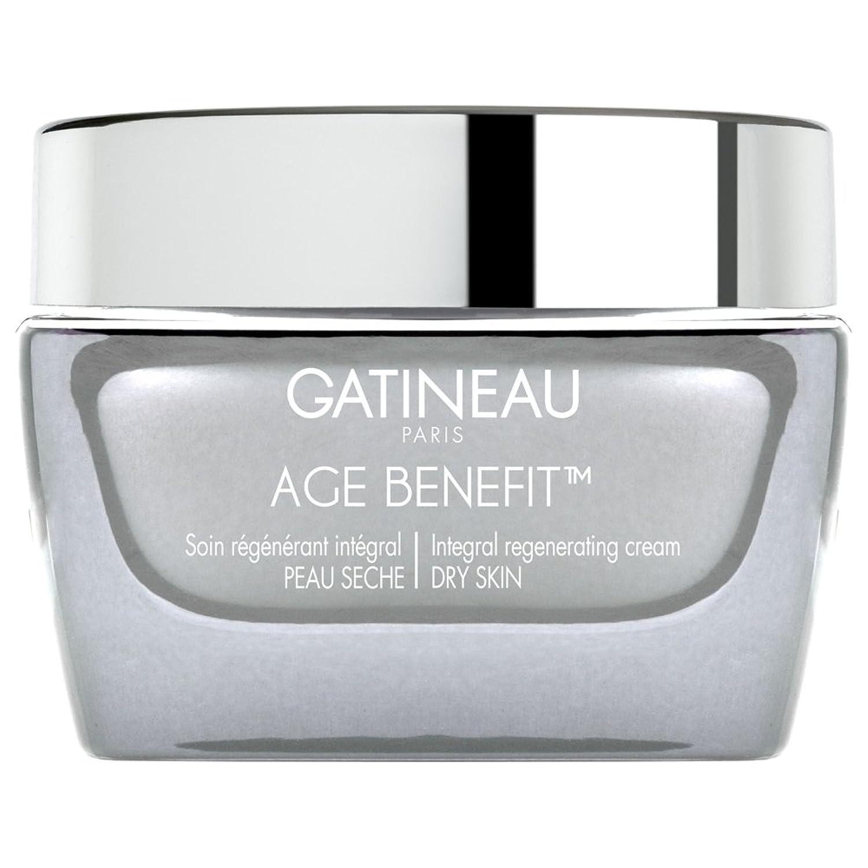 ガティノー年齢給付再生ドライスキンクリーム、50ミリリットル (Gatineau) - Gatineau Age Benefit Regenerating Dry Skin Cream, 50ml [並行輸入品]