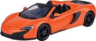 Motormax 1: 24 Mclaren 650S Spider Diecast Model,