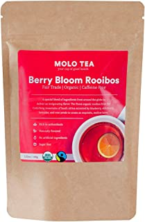 red tea detox for weight loss by Molo Tea