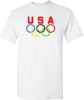 Best olympic logo t shirts Reviews
