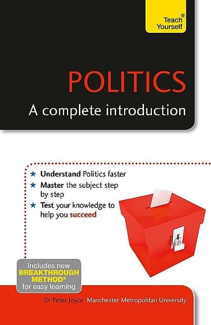 Politics: A Complete Introduction: Teach Yourself: Book