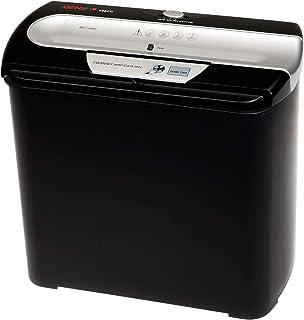 comprar comparacion Genie 255 CD - Destructora de papel y CD (7 hojas, 12 litros), negro y plateado