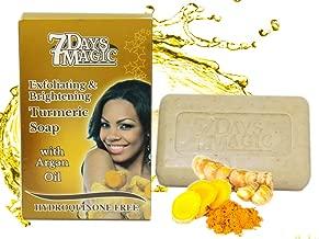 7 DAYS MAGIC TURMERIC SOAP 7OZ /200GR