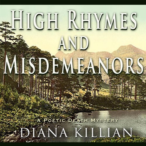 High Rhymes and Misdemeanors audiobook cover art