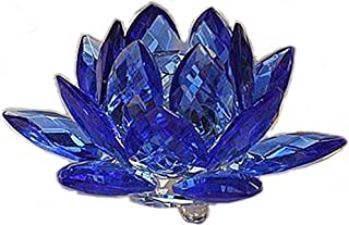 blue crystal flower