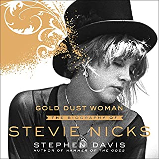 Gold Dust Woman cover art