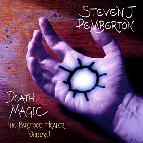 Death & Magic audiobook cover art