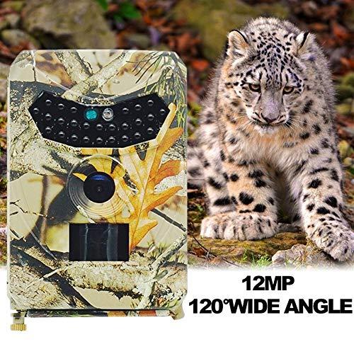 KUANGQIANWEI PR100-jachtcamera 1080P trail camera 26 infrarood licht nachtzicht cam outdoor dier scouting stealth trail jacht