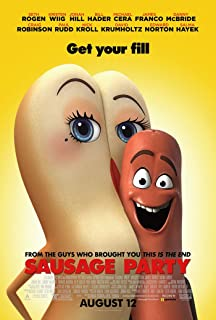 Best sausage party film poster Reviews