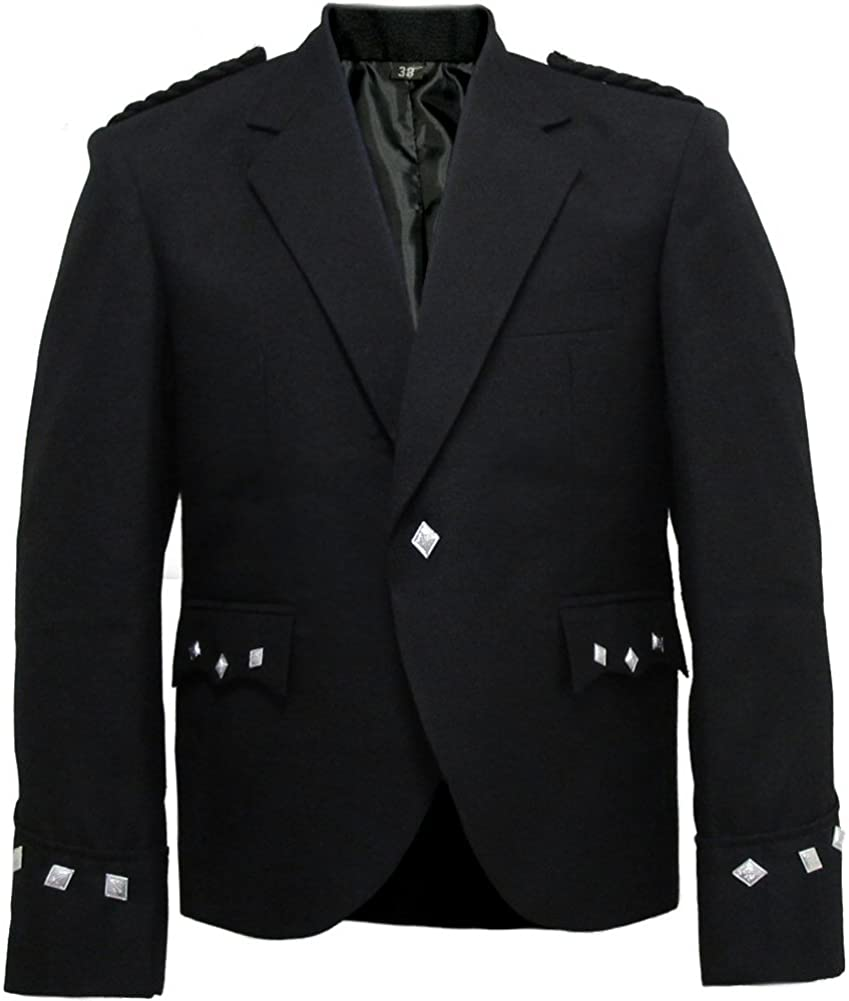 Tartanista Mens Argyll Kilt Jackets