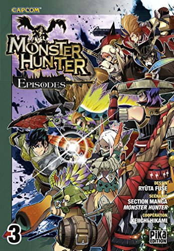 Monster Hunter Episodes T03