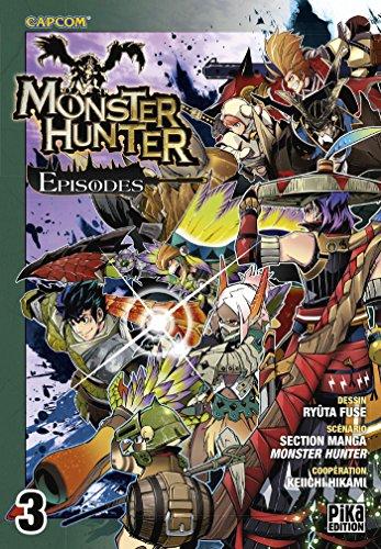 Monster Hunter Episodes T03