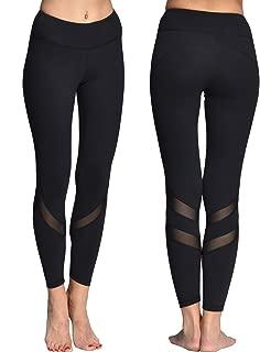 garter yoga pants