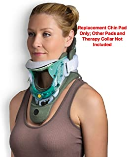 Replacement Chin Pad - Aspen Vista Therapy Brace; Same Design and Thickness as The Chin Pad on Aspen Vista Therapy Brace When Manufactured, Hypoallergenic, One-Size