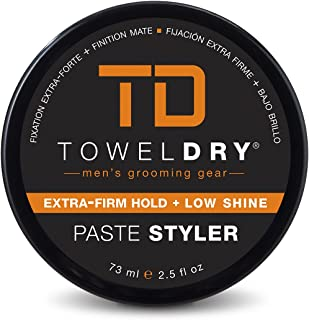 towel dry hair products