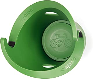 cycloc サイクロック 自転車デザインフック グリーン