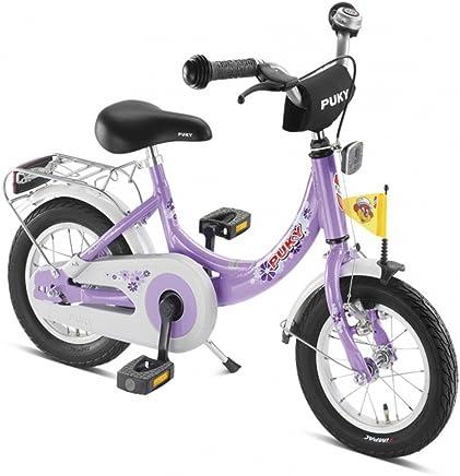 Puky ZL12 - Bicicleta Infantil (30,5 cm), Color Morado