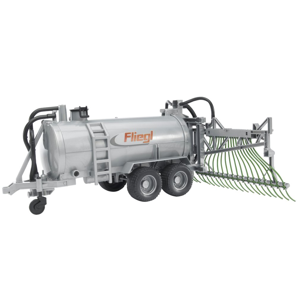 Barrel Trailer with spread tubes Top Pro Series
