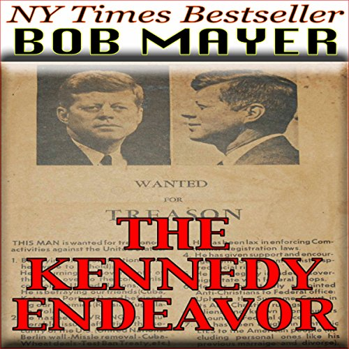 The Kennedy Endeavor  By  cover art