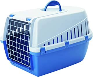 Saivc Zephos 1 Pet Carrier, 19 x 13 x 12 inch, Travel Transport Carrier for Small Dogs and Cats Weighing up to 7 kg, Suita...