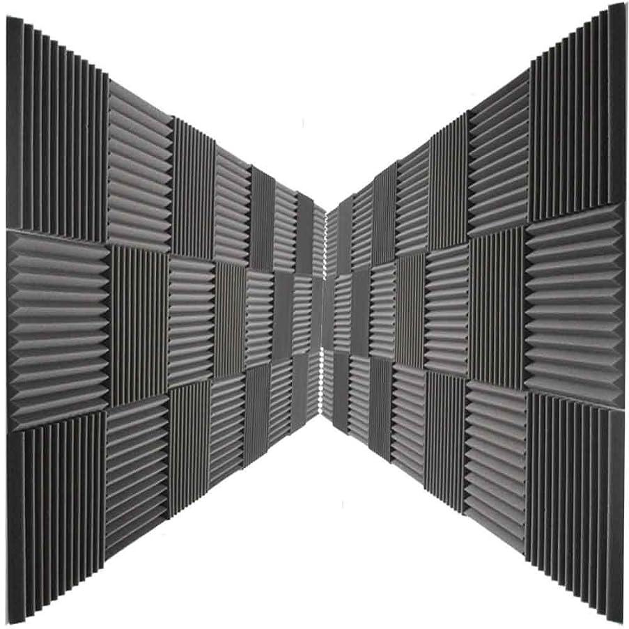 Mybecca 24 Pack Acoustic Foam Panels 2
