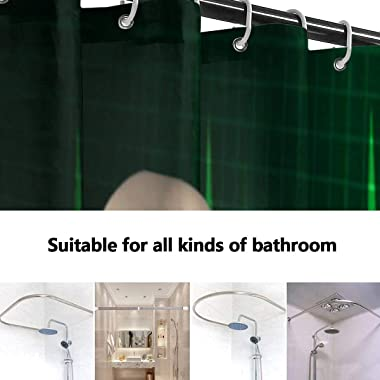 Helth Stonks Meme Shower Curtain Colorful Design Waterproof Fabric Bathroom Shower Curtain