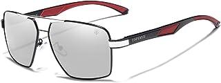 Genuine Espiaye Apparel quality square sunglasses men...