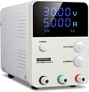 小さくてコンパクト COODEN安定化電源スイッチング電源可変DC安定化電源DC ..