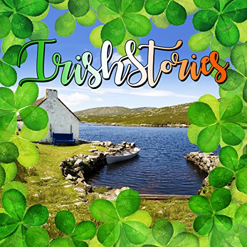 Irish Stories audiobook cover art