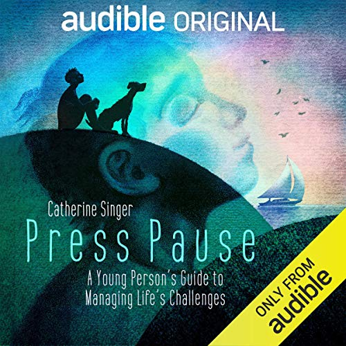 Press Pause audiobook cover art
