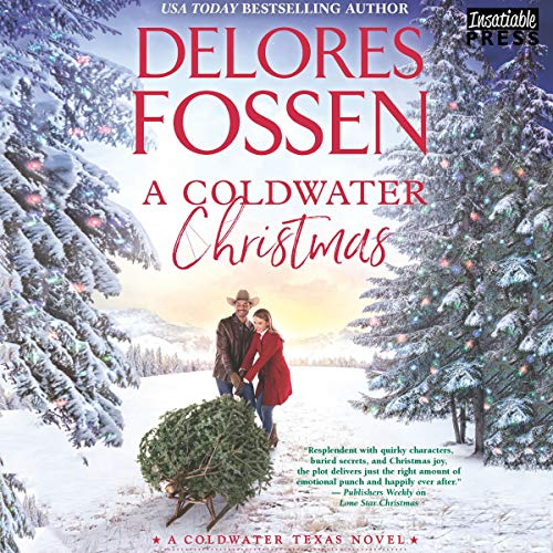 A Coldwater Christmas  By  cover art