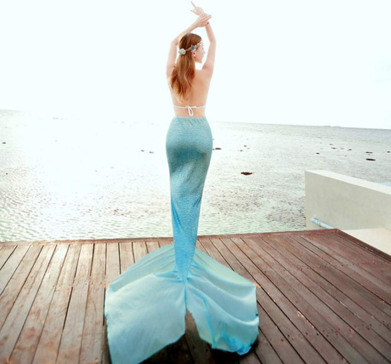 ZENWEN Seaside Holiday Slim Sexy Beach Skirt Mermaid Bag Hip Skirt Skirt Irregular Hem Holiday Dress