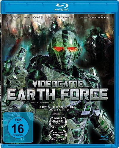 Videogame Earth Force - The Controller [Blu-ray]