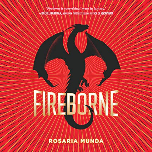 Fireborne cover art