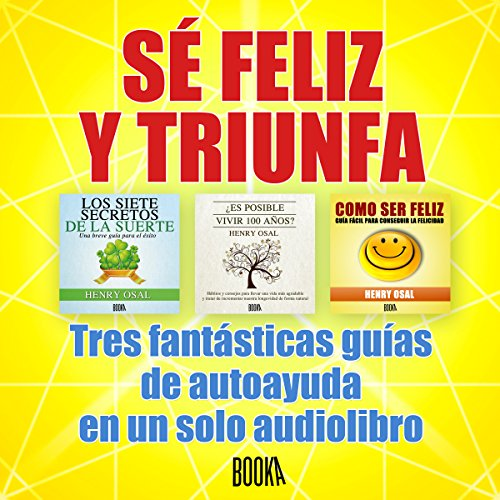 Se Feliz Y Triunfa audiobook cover art