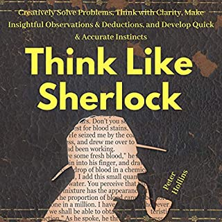 Think Like Sherlock Titelbild