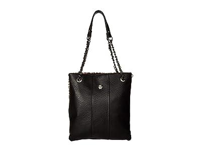 Jessica Simpson Simone Tote (Leopard) Tote Handbags