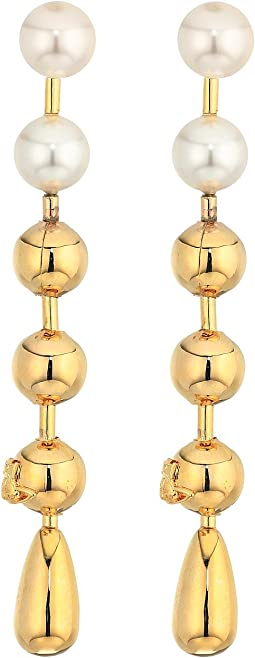 Olga Long Earrings