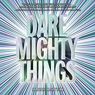 Dare Mighty Things cover art
