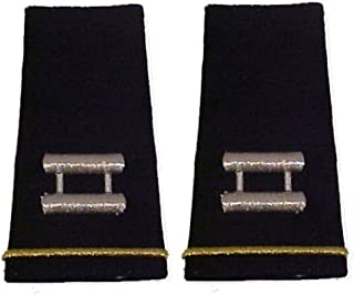 Army Uniform Epaulets - Shoulder Boards O-3 CAPTAIN