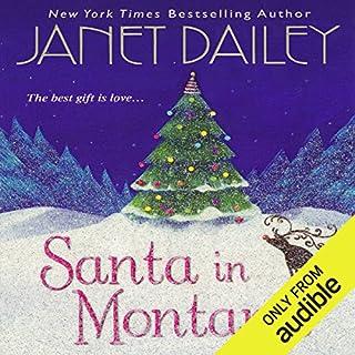 Santa in Montana audiobook cover art