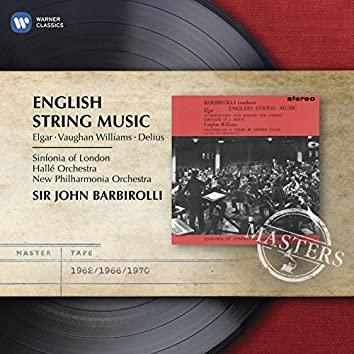 English String Music: Various