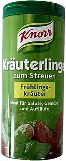 Knorr Kräuterlinge Frühlingskräuter (Spring Herb Seasoning Mix), 60g