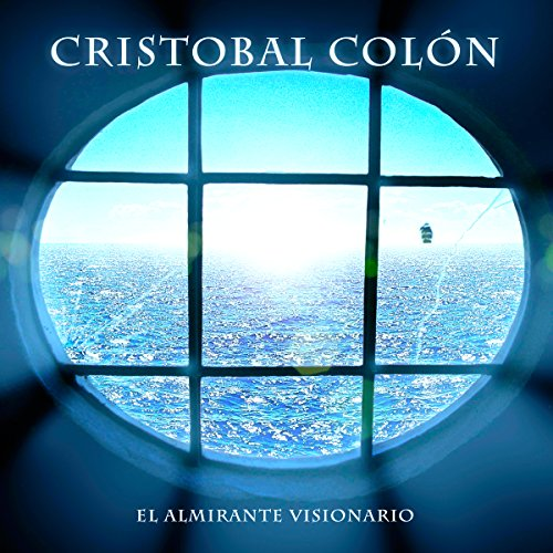 Cristobal Colón audiobook cover art