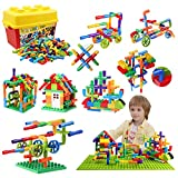 Lock Construction Toys Blocks
