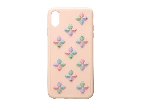 Kate Spade New York Silicone Spade Flower Phone Case for iPhone XS Max