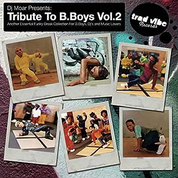Tribute to B.Boys Vol.2