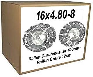 Cha/îne carbure S/ägenspezi 43cm 3//8 1,5mm 64 maillons pour Husqvarna 61