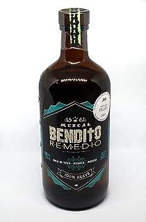 BENDITO REMEDIO JABALÍ 48° Sola de Vega Oaxaca Medalla de Plata 2017 500 ml